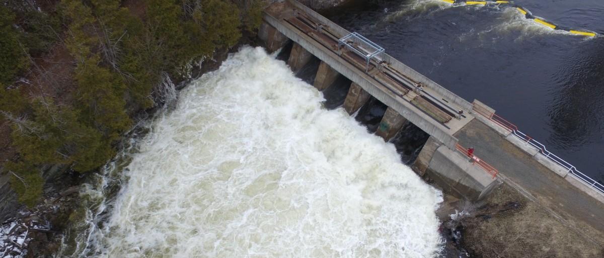 Permalink to: Marmora Dam