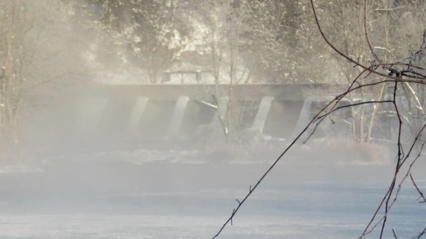 Marmora Dam #2 Feb-18-2016