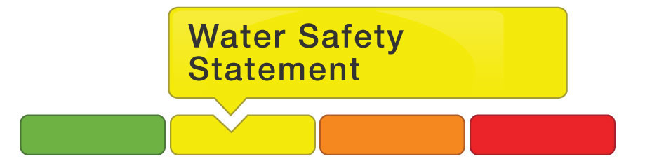 Flood Status -Water Safety Statment